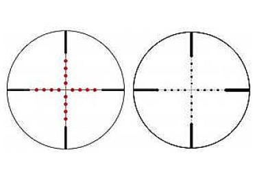 Оптический прицел Nikko Stirling AIRKING 3-9X42 AO, Half Mil Dot (НМD), с подсветкой, моноблок на призму 11мм