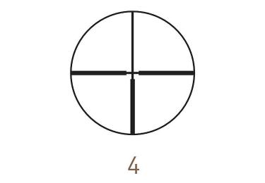 Оптический прицел Kahles C 2.5-10x50 с шиной SR (4)