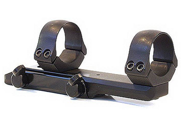 Кронштейн MAK на едином основании, на призму 12 мм, на кольца 26мм, быстросьемный, 5022-2600