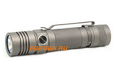 Фонарь тактический, 1000 люменов Olight S30-Ti Titanium Baton