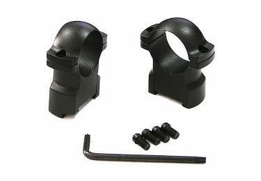 Кольца Leupold RM (25.4mm) на CZ 550, высокие, матовые 61750