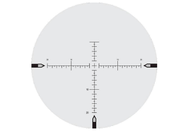 Оптический прицел Nightforce 3.5-15x50 30мм NXS .250 MOA с подсветкой (MOAR) C427