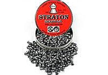 Пульки к пневматике 5.5 мм JSB Diabolo Straton (.22), вес 1,030г, банка 500 шт