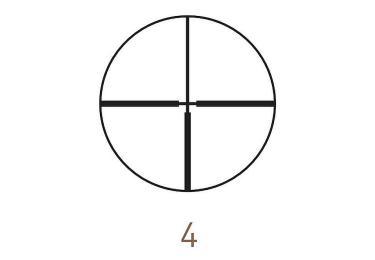 Оптический прицел Kahles C 1.5-6x42 с шиной SR (4)
