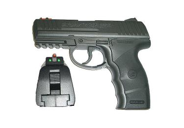 Пневматический пистолет M.A.S. 007 черный (Cybergun)