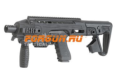 Рукоятка передняя на Weaver/Picatinny, пластик, CAA tactical TVG1