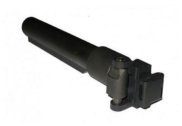 Переходник складной для установки регулируемых телескопических прикладов вместо складных на АК, Сайга ME 400005