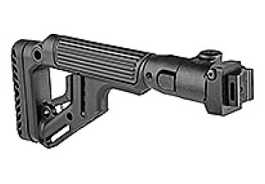Приклад для АКСУ или АКС-74У складной (вместо складных), встроена щека, FAB Defense, FD-UAS-AKS P