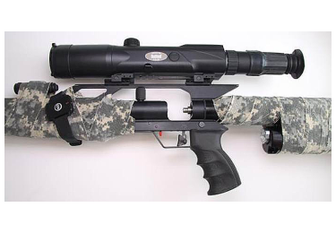 Рукоятка пистолетная эргономичная для AirForce Condor, Talon