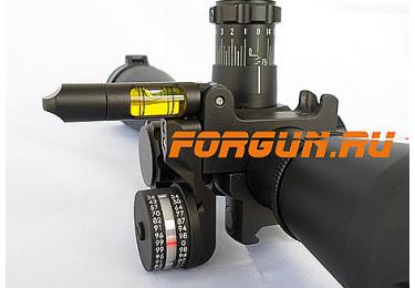 Уровень на оптический прицел 30 мм складной Flatline-Ops Sniper