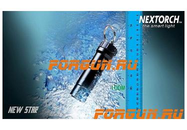 Фонарь тактический, 75 люменов Nextorch New Star Smart