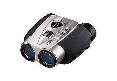 Бинокль компактный NIKON EagleView 8-24х25 Zoom Silver