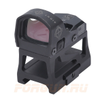 Коллиматорный прицел Sightmark Mini Shot M-Spec FMS на Weaver выс. крон., красн. точка 3 МОА (SM26043)
