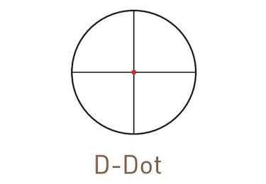 Оптический прицел Kahles CSX 1.1-4x24 L, с подсветкой (D-Dot)