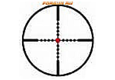 Оптический прицел Hakko 3-12x50 25.4мм Superb B1ERDZFW-31250, с подсветкой точки (90D)