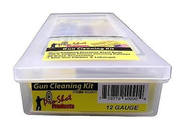 Набор для чистки оружия 12 кал. Classic Pro-Shot, S12KIT
