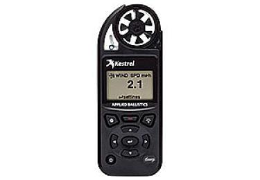 Ветромер Kestrel Elite LiNK Black (Applied Ballistic, время, скорость ветра, температура воздуха, воды, WP, более 14 различных параметров) 0857ALBLK