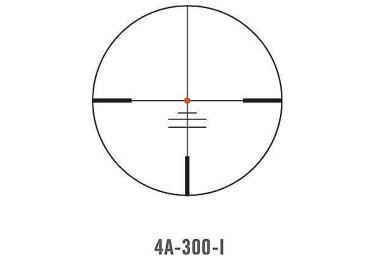 Оптический прицел Swarovski Z4i 2,5-10x56 с подсветкой (4A-300-I)
