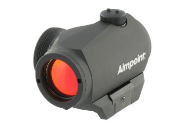 Коллиматорный прицел Aimpoint Micro H-1 под Picatinny/Weaver (4 МОА)