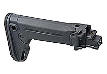 Приклад для AK47/AK74 складной (вместо нескладных), телескопический, Magpul Zhukov-S Stock MAG585