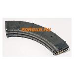 Магазин 7,62x39 мм (.30, .366 ТКМ) на 40 патронов для АК, АКМ, Вепря или Сайги, пластик, Pufgun, Mag SGA762 40-40/B, возможность укорочения