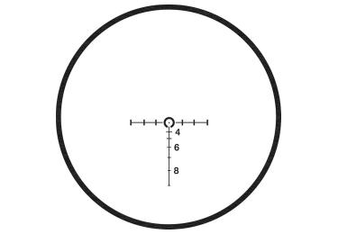 Оптический и коллиматорный прицел Leupold Mark 4 HAMR 4x24mm 3.5 MOA Delta (114488)