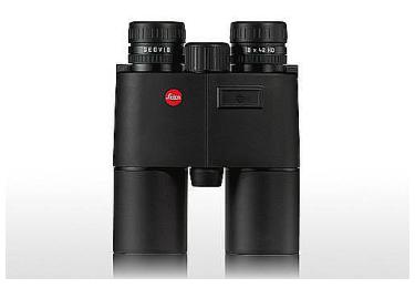 Лазерный дальномер бинокль Leica Geovid 8x42 HD-M (водонепроницаемый, измерение до 1200м)