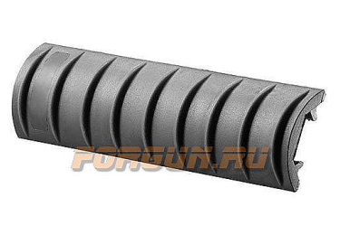 Накладка резиновая для планок Weaver/Picatinny, пластик, 3 шт, FAB Defense, FD-RC