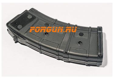 Магазин 7,62x39 мм (.30, .366 ТКМ) на 20 патронов для АК, АКМ, Вепря или Сайги, пластик, Pufgun, Mag SGA762 40-20/B