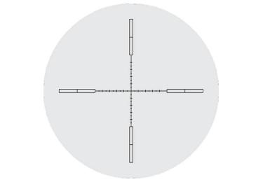Оптический прицел Nightforce 5.5-22x50 30мм NXS .250 MOA с подсветкой (MLR) C207
