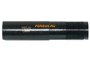 Дульная насадка (0,5) получок 90 мм с резьбой под ДТК для ИЖ-18/ МР- 153/ МР-233 12 кал ИМЗ