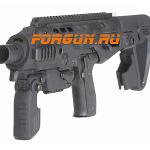"""Комплект для модернизации SPRIINGFIELS XD 9мм, 40 (4""""&5"""") CAA tactical RONI-SP1, алюминий/полимер (черный)"""