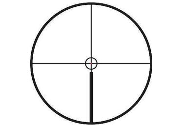Оптический прицел Leupold VX-6 1-6x24 (30mm) CDS матовый с метрикой, с подсветкой (FireDot Circle) 112319