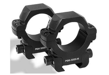 Кольцо U.S. Optics 30 мм среднее P6M-3000-M