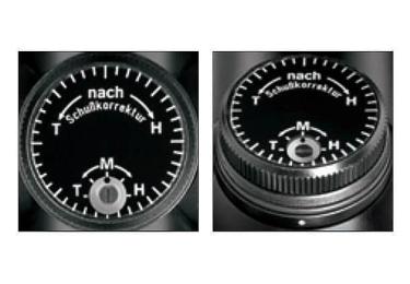 Оптический прицел Schmidt&Bender Klassik 2,5-10x56 LMS с подсветкой (L1)