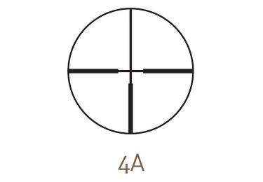 Оптический прицел Kahles CL 4-12x52 L  (4A)