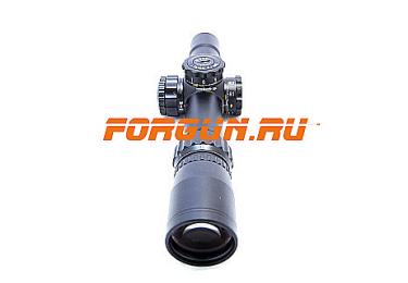 Оптический прицел March 1-10x24  с подсветкой, SF, MML, 0.1MIL  (D10V24TIML)