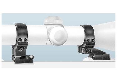 Кронштейн EAW Apel с кольцами (30мм) для A.Zoli, высота 17мм, поворотный, 300-05305