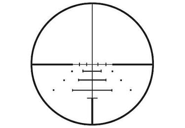 Оптический прицел Leupold VX-3 4.5-14x40 (25.4mm) серебристый (Varmint Hunters) 66235