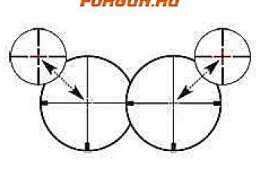Оптический прицел Carl Zeiss Victory Varipoint M 1.1–4x24 iC T* с подсветкой (V69)