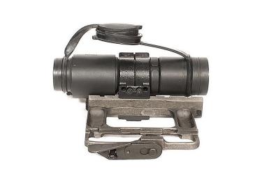 Коллиматорный прицел Беломо ПК-01V для АК, Сайга, Вепрь, СВД на Weaver/Picatinny или боковой «Ласточкин хвост»