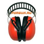 Наушники пассивные складные 23 дБ Artilux Arton, красный