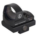 Коллиматорный прицел Leupold DeltaPoint Reflex Sight 3.5 MOA Dot матовый, с подсветкой (All Mounts) 66135