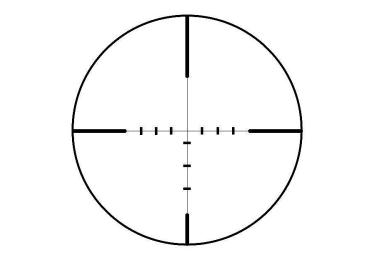Оптический прицел Vortex Viper HS LR 4-16x44 (Dead-Hold BDC MOA)