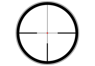 Оптический прицел Leica Magnus 1.5-10x42 с подсветкой (4A)