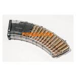 Магазин 7,62x39 мм (.30, .366 ТКМ) на 30 патронов для АК, АКМ, Вепря или Сайги, пластик, Pufgun, Mag SGA762 40-30/Tr, возможность укорочения
