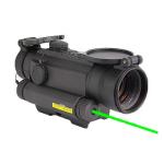 Коллиматорный прицел с ЛЦУ Holosun Infiniti (HS511G&IR), зелёный лазер и Circle Dot + ИК