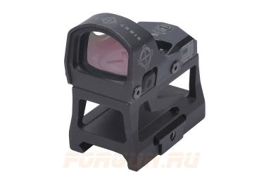 Коллиматорный прицел Sightmark Mini Shot M-Spec FMS на Weaver выс. крон., красн. точка 3 МОА (SM26043)