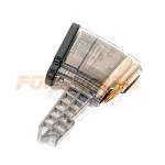 Магазин Pufgun на СКС, 7,62х39, 5 патронов, полимер, прозрачный