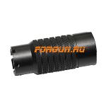 Дульный тормоз компенсатор (ДТК) 5,45/.223 для Сайга - МК и автоматы АК-74 всех модификаций, Red Heat Крымске II